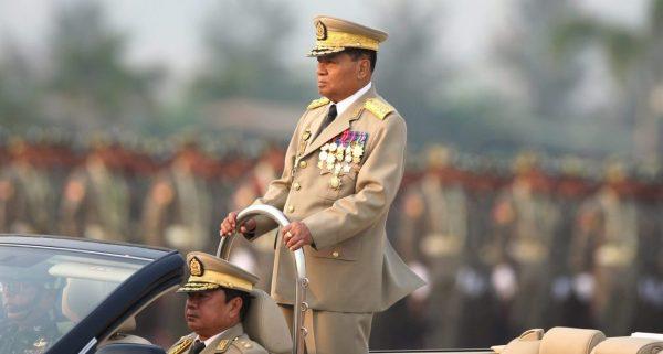 Quelle est la place de la junte birmane ?