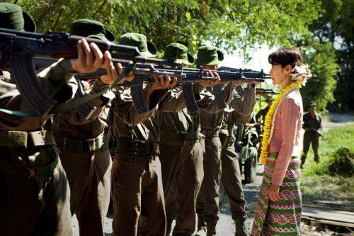 Quel est le poids des militaires au Myanmar ?