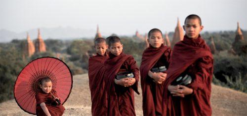 Les différentes religions du Myanmar
