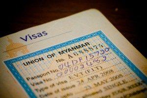 Quelles sont les démarches pour aller au Myanmar ?
